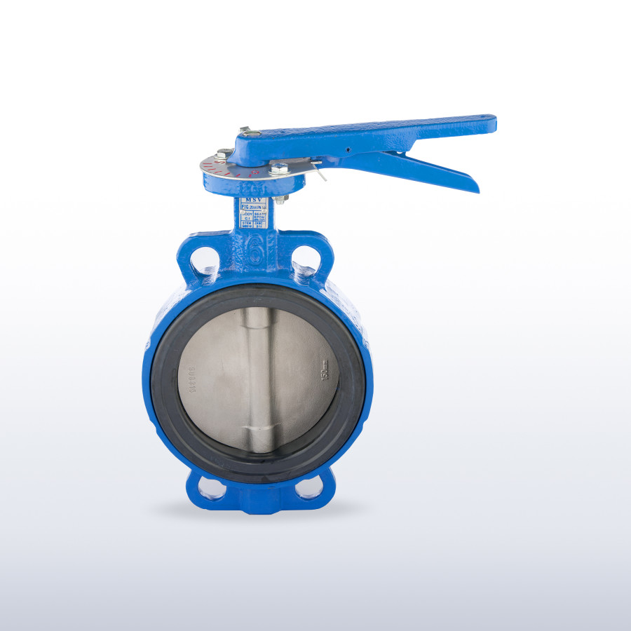 Wafer Type Butterfly Valve Macneil Steel And Valves Msv